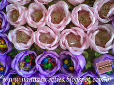 Brigadeiros Gourmet Nanna Sweeties for a Little Princess party