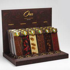 Espositore Tavolette Cioccolato