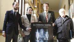 La Sábana Santa (¡vaya timo!) de febrero a junio en la catedral de Málaga. La Sindone de gira, ni Madonna...