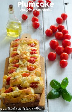 Quiches, Finger Food Appetizers, Finger Foods, Appetizer Recipes, Cake Feta, My Favorite Food, Favorite Recipes, Vegetarian Recipes, Cooking Recipes