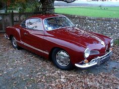 1966 Karmann Ghia, I want this on my Wish List, but I know I won't get it.