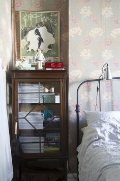 hemma hos Cattis som driver bloggen Another Side Of This Life och har en fantastisk instagram där hon heter @annacate.