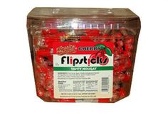 Flipsticks Cherry Taffy Nougat