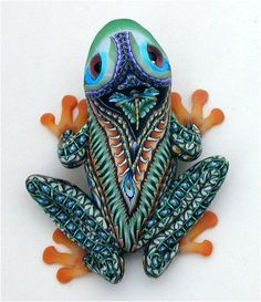 Papa Tree Frog C
