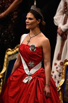 Princess Victoria Photos - Nobel Prize Awards Ceremony  - Zimbio