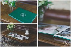 Lay flat 10×8 album from Sarah Brookes Photography!