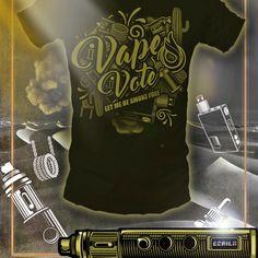 Save Vaping T-Shirt by EzaiLX