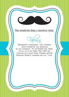 Mustache baby shower invitation baby boy little man mustache bash little man baby shower invitation filmwisefo Image collections