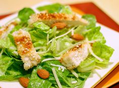 Palatable Chicken Caesar Salad