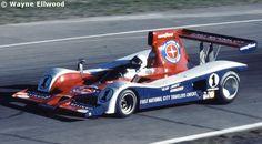 Alan Jones - Lola T333 CS Chevrolet - Carl A. Haas Racing Team, Ltd. -  SCCA Citicorp Can-Am Challenge 1978