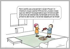¿Consumo inteligente? Teletienda. Artista: Zapa. Pineado de: http://www.homodefectus.com/2014/07/02/teletienda/