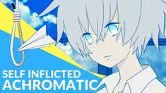 Self-Inflicted Achromatic (English Cover)【JubyPhonic】自傷無色
