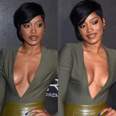 KeKe Palmer | pinterest : @tileeeeyahx3 ☼ Keke Palmer, Ebony Beauty, Beautiful Black Women, Beautiful Females, Beautiful Ladies, Woman Crush, Swagg, Black Girls, Celebrity Style