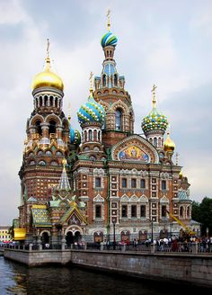 St Petersburg - Church on the Spilled Blood