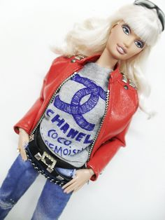 CHANEL OUTFIT BY MFALCAO
