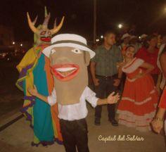 Cabezudo and Vejigante of Ponce