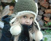 Wynter Hat Crochet pattern by The Velvet Acorn Love Crochet, Crochet For Kids, Crochet Baby, Knit Crochet, Crochet Beanie, Knitted Hats, Velvet Acorn, Knitting Patterns, Crochet Patterns