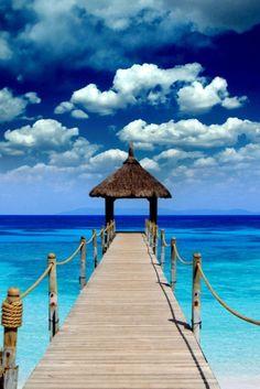 Tropical waters:)