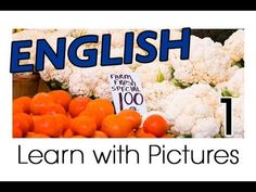 VEGETABLE Vocabulary: Video (see, hear and say the words with their pictures, then test your memory. US-English pronunciation.)