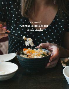 A Japanese Breakfast