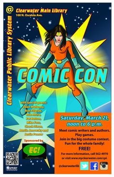Clearwater Comic Con