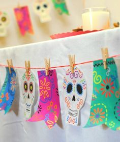 Day of The Dead Activities For Kids