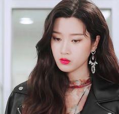 Korean Actresses, Korean Actors, Korean Celebrities, Celebs, Chinese Actress, Korea Fashion, Mean Girls, Tumblr Girls, Hair Inspo