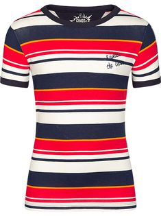 Chaos and Order Spring Summer 2020 Boys Collection Boys T Shirts, Red Stripes, Spring Summer, Sweaters, Cotton, Collection, Tops, Women, Fashion