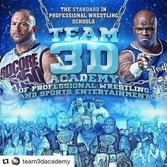 The Dudleyz Opening a Second Team 3D Academy