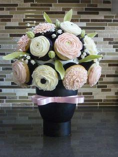 bouquet de cupcakes bouquet