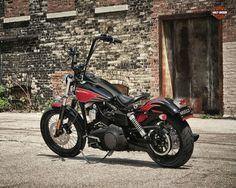 2012 Harley-Davidson FXDB Dyna Street Bob