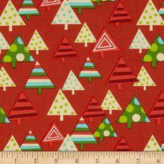 Fat Quarter Winter Wonderland Noël abrite 100/% coton quilting tissu