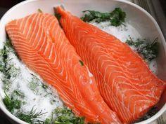 Ресторанная засолка рыбы лососевых пород. Обсуждение на LiveInternet - Российский Сервис Онлайн-Дневников