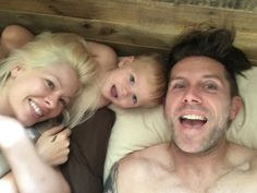 We've been co-sleeping for 18 months and it's the best thing ever if you don't mind a beating.