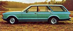 1976 Ford Granada Estate