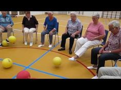 Diy Crafts - Pilates is among the greatest fitness patterns of the previous few years. It is a callisthenic fitness regime, just like yoga is. Games For Elderly, Elderly Activities, Occupational Therapy, Physical Therapy, Gym Workouts, At Home Workouts, Senior Citizen Activities, Nursing Home Activities, Bones And Muscles