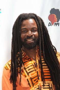 Rocky Dawuni at Red Carpet Events LA Teen Choice Gifting Suite 2013