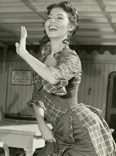 Ava Gardner, Show Boat, 1951