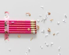 """Quotes Pencil Set 