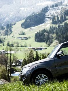 Expedition in Kitzbühel Mitsubishi Pajero, Offroad, Outlander 2017, 4x4, Nissan Patrol, Honda Fit, Automotive Photography, Salzburg, Austria