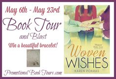 Release of Karen Pokras' Woven Wishes + Giveaway