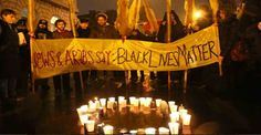 Jews And Arabs Unite in Solidarity Against Police Brutality