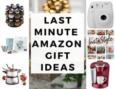 Last Minute Amazon G
