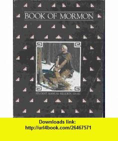 Book of Mormon (Student Manual Religion 121-122) Joseph Smith ,   ,  , ASIN: B000G0KF2M , tutorials , pdf , ebook , torrent , downloads , rapidshare , filesonic , hotfile , megaupload , fileserve