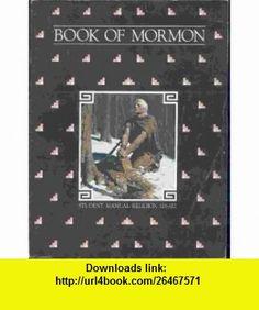 Book of Mormon (Student Manual Religion 121-122) Joseph Smith ,   ,  , ASIN: B000G0KF2M , tutorials , pdf , ebook , torrent , downloads , rapidshare , filesonic , hotfile , megaupload , fileserve
