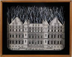 Joseph Cornell Setting for a Fairytale