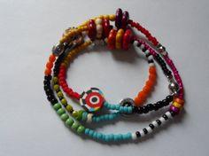 Beaded Friendship BraceletLayering Bracelet by TOWNPLACEBEADS, $19.99