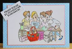In 't Woefke: Crafty Girls workshop
