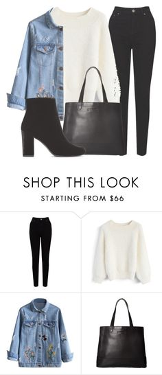 """Outfit #1561"" by lauraandrade98 on Polyvore featuring EAST, Chicwish, SOREL and Yves Saint Laurent"