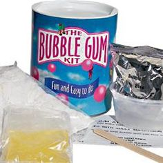 Food Science Experiments, Candy Experiments, Science Activities For Kids, Science Fair Projects, Preschool Science, Science Fun, Steve Spangler Science, Kitchen Science, Bubble Gum